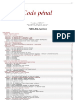 Code Penal
