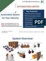RFID Library Automation Chennai Company