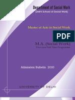 Delhi school of Social Work