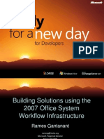 2007 Office Systems Workflow Infrastructure