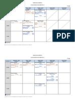 Calendario Exames 2011 - Ensino Secundário - 1 Fase