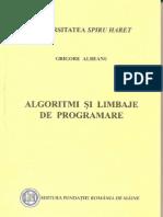 Algoritmi Si Limbaje de Program Are