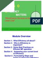 3 6 Efficiency Matters