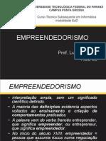 Empreendedor e intraempreendedor - definições