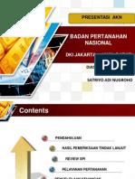 Bpn-Akn Presentasi PDF