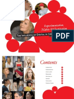 Experimentation, Habits & Inspiration - Digital & the Beauty Industry