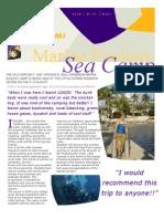 CCMI 2011 Marine Camp Flyer