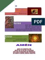 Credo Apostoles y Credo Niceno
