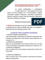 Sistema Brasileiro de Classificação