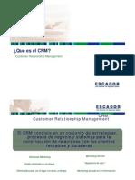 11.2 CRM Fundamentos