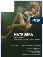 Dossier MATRUSKA (Russian Dolls) 2010