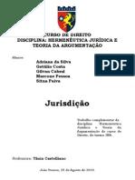 TGP - JURISDIÇAO