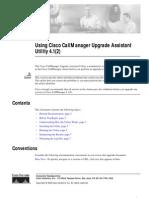 CCMUpgdAsstInstall.4 1 2 UserGuide