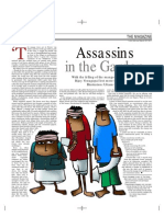 Assassins in the Garden - India Abroad - Bijoy Venugopal