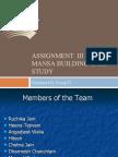 Mansa Building Case