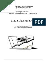 Buletin Statistic Q4 2010 BS MMFPS