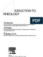 An Introduction to Rheology