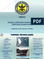 Indian Indigenous Underwater Weapon Systems by DRDO