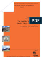 Buddhist Monuments of Khartse Valley T Gyalpo C Papa-Kalantari With C Jahoda