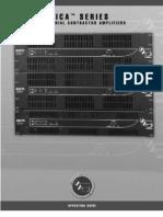 Peavey ICA 2400 User Manual
