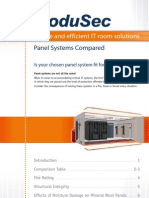 2009 Panel Systems Compared.T