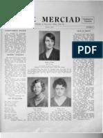 The Merciad, June 1930