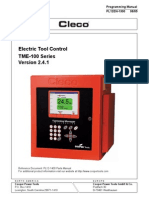 Cooper TME Manual