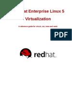 Red Hat Enterprise Linux 5 Virtualization Es ES