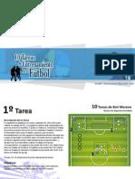 10 Tareas de Entrenamiento de Futbol de Bori Moreno