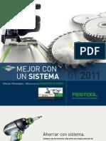 Festool Madera Web