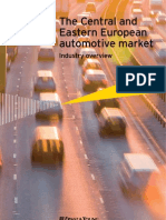 1 Central & Eastern European Automotive Industry