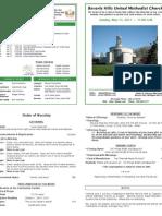 Bulletin 20110515
