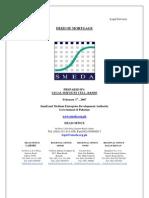 (2) SMEDA Deed of Mortgage