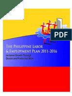 PLEP 2011-2016