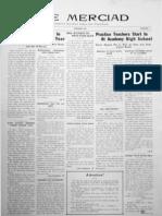 The Merciad, October 1933