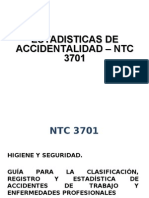 Estadisticas de Accidentes