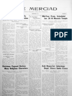 The Merciad, December 1933