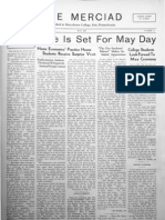 The Merciad, May 1935