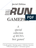 Re-Run Games PAK Special Edition