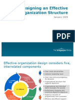Effective Organizations_ Structural Design