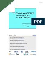 Transmision y conmutacion