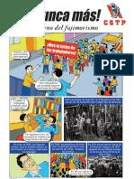 Comic Sindical sobre las elecciones