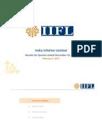 31585254 IIFL Q3FY11 Analyst Presentation