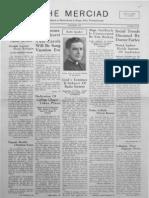 The Merciad, December 1936