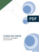 CURSO DE AMOR
