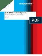[DEMO-NL] Gratis DISC Profiel Met Drijfveren