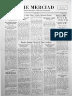The Merciad, April 1937