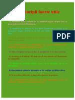 10 principii