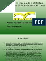 Produção Acadêmica de Estatística - Cópia