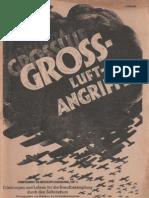 Grossluftangriffe - Brandbekämpfung im Luftschutz / Erwin Müller